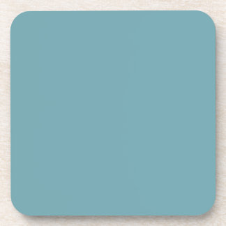 Hydrangea Blue in an English Country Garden Drink Coasters