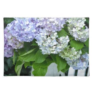 Hydrangea Bouquet Cloth Placemat