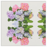 Hydrangea Bouquet Fabric