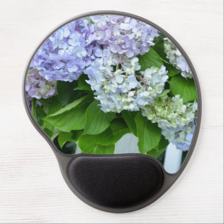 Hydrangea Bouquet Gel Mouse Pad