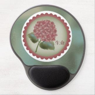 "Hydrangea bouquet ""Life"" Gel Mouse Pad"