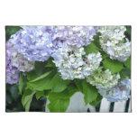 Hydrangea Bouquet Placemat