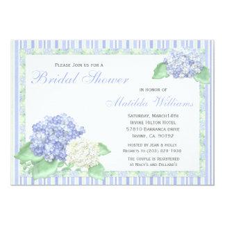 Purple Hydrangea Bridal Shower Invitations & Announcements   Zazzle
