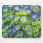 Hydrangea Buds Floral Mousepad