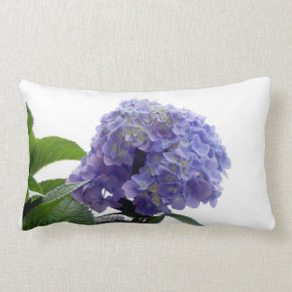Hydrangea Bush Pillow