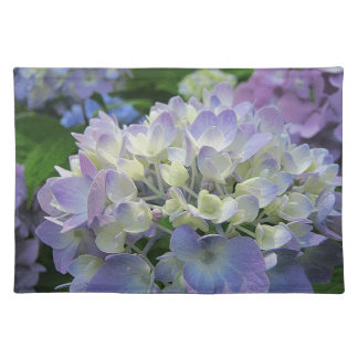 Hydrangea Cloth Placemat