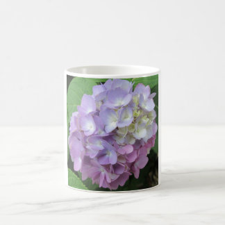 Hydrangea Colorful Flower Magic Mug