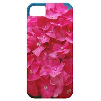 Hydrangea de las rosas fuertes iPhone 5 Case-Mate fundas