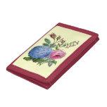Hydrangea del vintage y cartera color de rosa