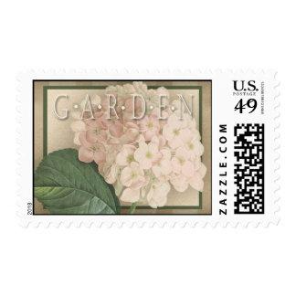 Hydrangea Garden Stamps