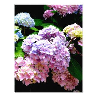 Hydrangea Gardens Letterhead