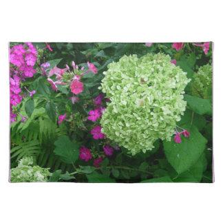 Hydrangea Greenery Placemats
