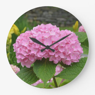 Hydrangea in Bloom Clocks