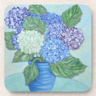 Hydrangea in Vase Coaster
