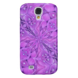 Hydrangea Kaleidoscope Samsung Galaxy S4 Case