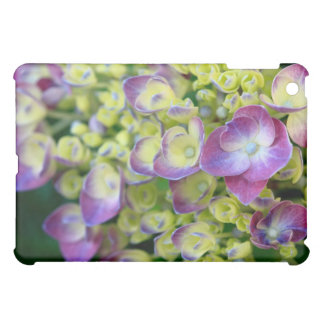 Hydrangea macro iPad mini case