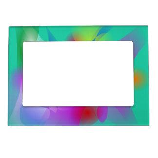 Hydrangea Frame Magnets