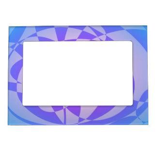 Hydrangea Magnetic Photo Frame