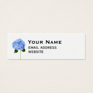 Hydrangea Mini Business Card