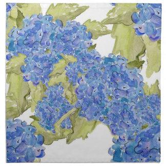 Hydrangea Napkin