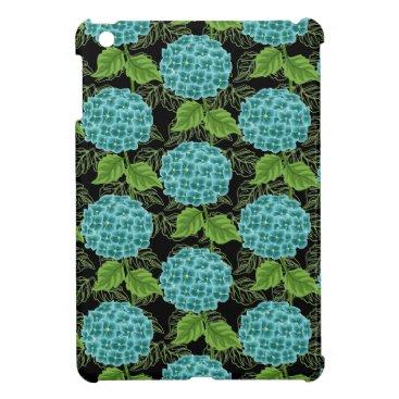 Hydrangea Pattern Case For The iPad Mini