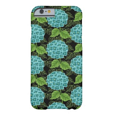 Hydrangea Pattern Barely There iPhone 6 Case