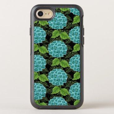 Hydrangea Pattern OtterBox Symmetry iPhone 8/7 Case