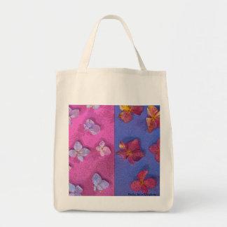 Hydrangea Petals Tote Bag
