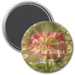 Hydrangea Secret Sister Magnet- or any occasion