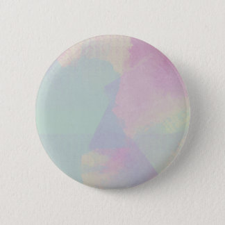 Hydrangea Series Watercolor Abstract Opal Button
