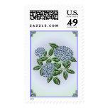 Hydrangea Stamps