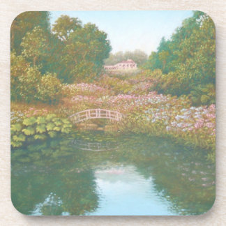 Hydrangea Valley, Trebah Gardens, Cornwall Coaster
