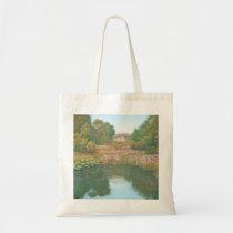 Hydrangea Valley, Trebah Gardens Cornwall Tote Bag