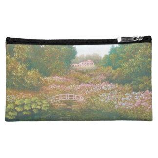 Hydrangea Valley, Trebah Gardens Cosmetic Bag