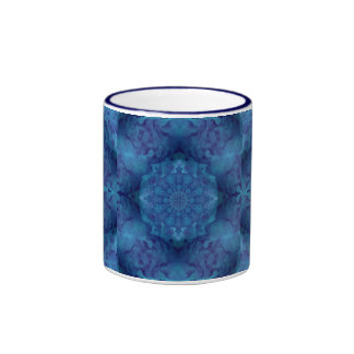 Hydrangea Veil Mug