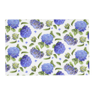 Hydrangeas All Over Placemat