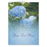 Hydrangeas Blue Cards
