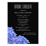 Hydrangeas Bridal Shower Invitation