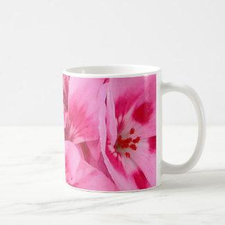 hydrangeas classic white coffee mug