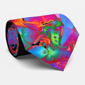 Hydrangeas de Chakra Corbatas Personalizadas