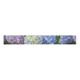 Hydrangeas Grosgrain Ribbon