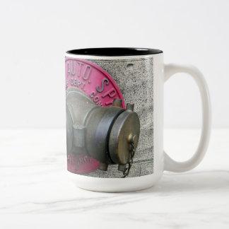 Hydrant and wall mug