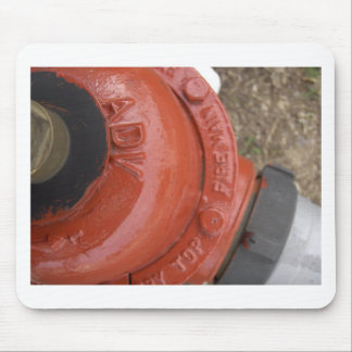 Hydrant Mouse Pad