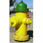 Hydrant Ornament Cut Outs