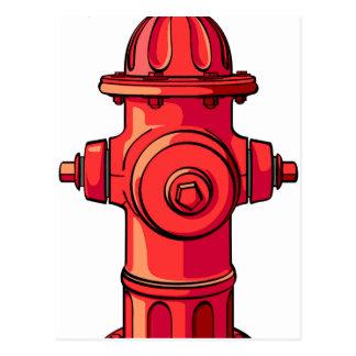 Hydrant Postcard