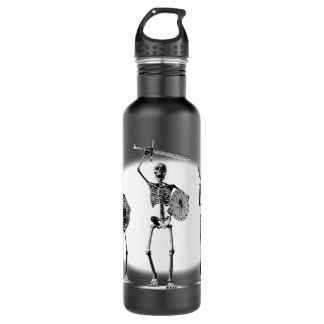 Hydra's Teeth Skeletons 24oz Water Bottle