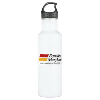 Hydrate with Equality 24oz Water Bottle