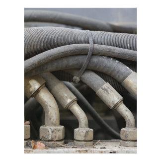 Hydraulic Equipment Letterhead