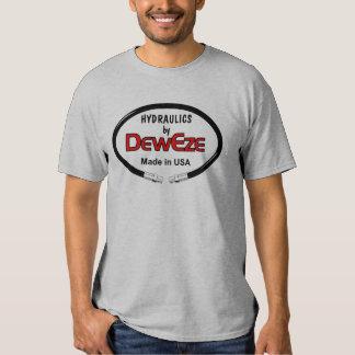 Hydraulics by Deweze Tee Shirt