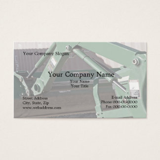 Hydraulics Sales and Service Business Card